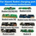 Micro usb placa de carga plugue porta & microfone para xiaomi m4i mi4c vermelho arroz xiao mi hongmi redmi 1 s 2 2a 3 note3g 4g note2 reparação