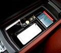Plastic Storage Box 1pcs For Peugeot 3008 GT 2016 2017