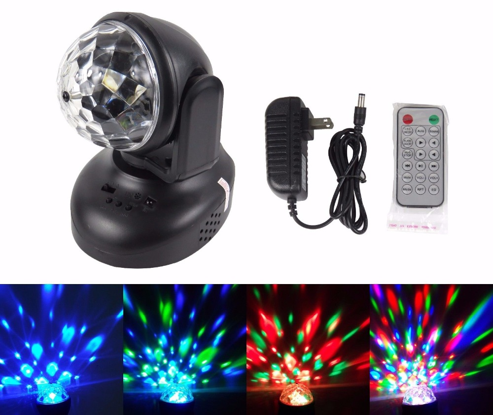 STARAUDIO  SMHL-001 Beam Moving Head DJ Stage Club Party RGB Lighting With MP3 USB  TF Card Remote Control rg mini 3 lens 24 patterns led laser projector stage lighting effect 3w blue for dj disco party club laser