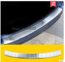 In acciaio inox di protezione paraurti posteriore guardie che davanzale trim modello car styling Per 2013 2014 2015 2016 2017 2018 Subaru forester