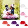 New Hot Kids Baby Girls Mother Adult Tutu Skirts Mini Ballet Princess Fancy Party