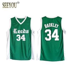79be49e02da High School 34 Charles Barkley Jersey Drop Shipping Men Basketball 1992 USA  Dream