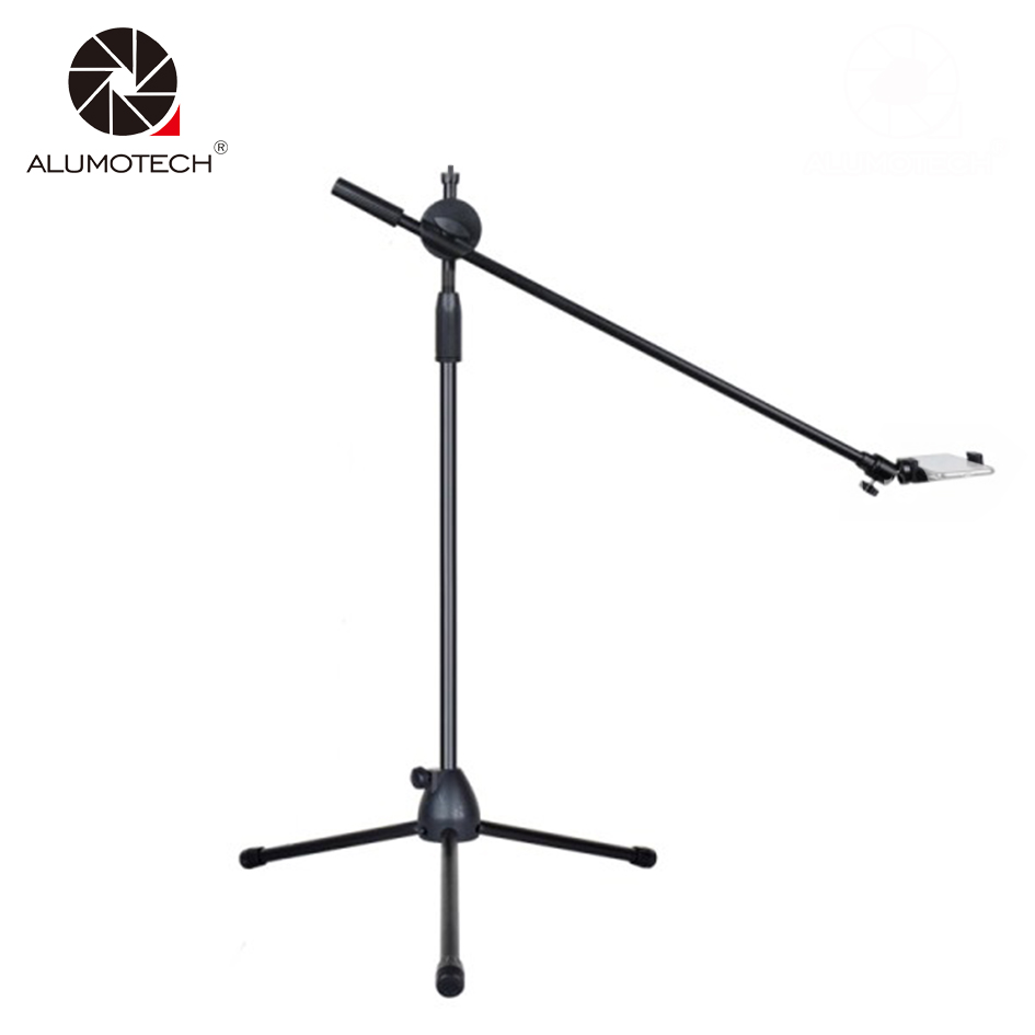 ALUMOTECH Mini Table Stand Table Tripod Max Height 60cm For Camera Video Studio Photography Support Equipment Support alumotech 5 sec foldable portable stand tripod vive support for camera film photo video
