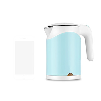 NEW Student dormitory electric kettle portable mini capacity water cup tour 1 person with automatic home
