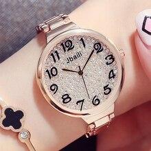Luxury Brand Bling Rhinestone Steel Quartz Womens Watch Fashion Casual Rose Gold Ladies Dress Wristwatch Gifts 2017 Clock Female