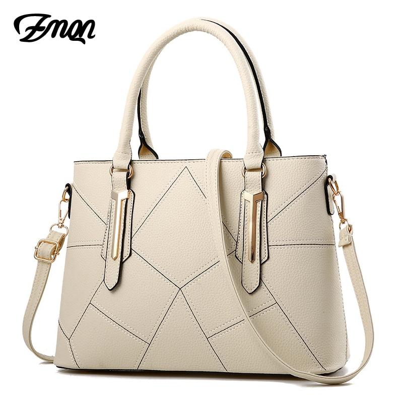 ZMQN Luxury Handbags For Womens Bags Handbags Women Famous Brands PU Leather Fashion Crossbody Designer Bags For Work Hard A842