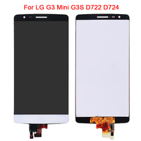 100 Tested 5 0 1280x720 Warranty For LG G3 Mini LCD Display Digitizer Replacement Assembly Screen