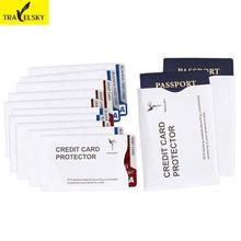 20 + 5 шт кредитной карты и паспорта идентичность rfid Блокировка