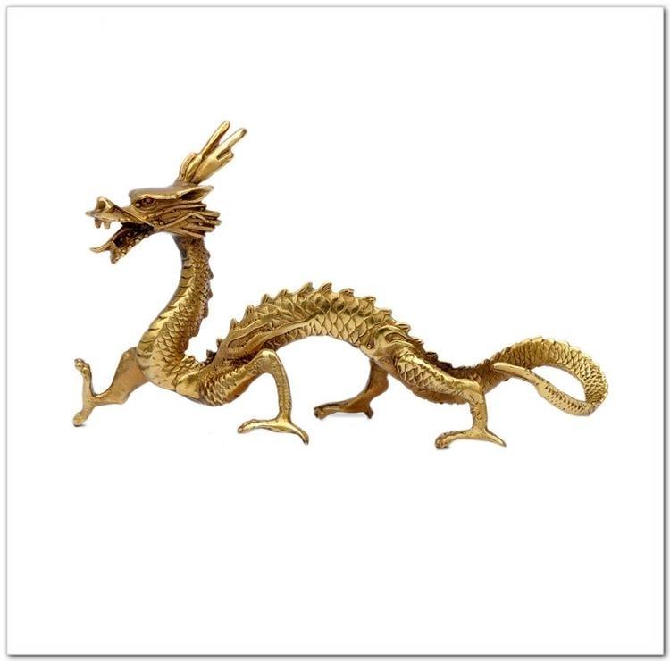 Figurines de collection Dragon du zodiaque chinois