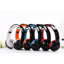 Sans fil Bluetooth Casque Big Auriculares Lumineux Écouteurs Casque pour Téléphone PC fone de ouvido Pour Iphone antibruit