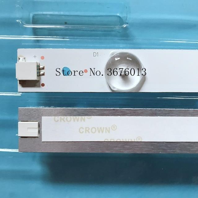 كيت 10 PCS LED شريط إضاءة خلفي ل 49D1000 49C1000 850095046 LB-C490F13-E2-L-G1-SE2 LB-C490F13-E2-L-G1-SE3 SVJ490A06 SVJ490A09