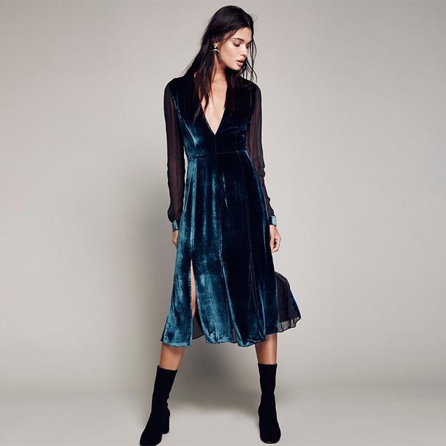 Kleid v aubchnitt transparent