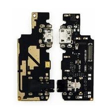 New Tested For Xiaomi Redmi Note 5 Note5 Micro USB Charging Dock Port Charger PCB Board Flex Cable Replacement Parts