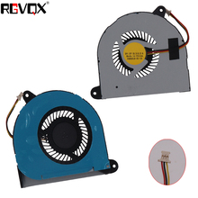 цена на New Laptop Cooling Fan for Dell Inspiron 5720 7720 P/N MF60120V1-C140-S99 DP/N:DFS601305FQ0T CPU Cooler Radiator