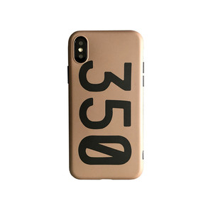Luxury sneakers Kanye Omari West BOOST 350 V2 cover case for iphone 11 Pro X XS MAX XR 7 8 6 plus off fashion Soft phone coque(China)