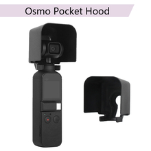 DJI Osmo Pocket Protector Lens Hood Cap Protective Cover Shield Sun Hood Sun Shade Case Guard Handheld Gimbal Camera Accessories цена