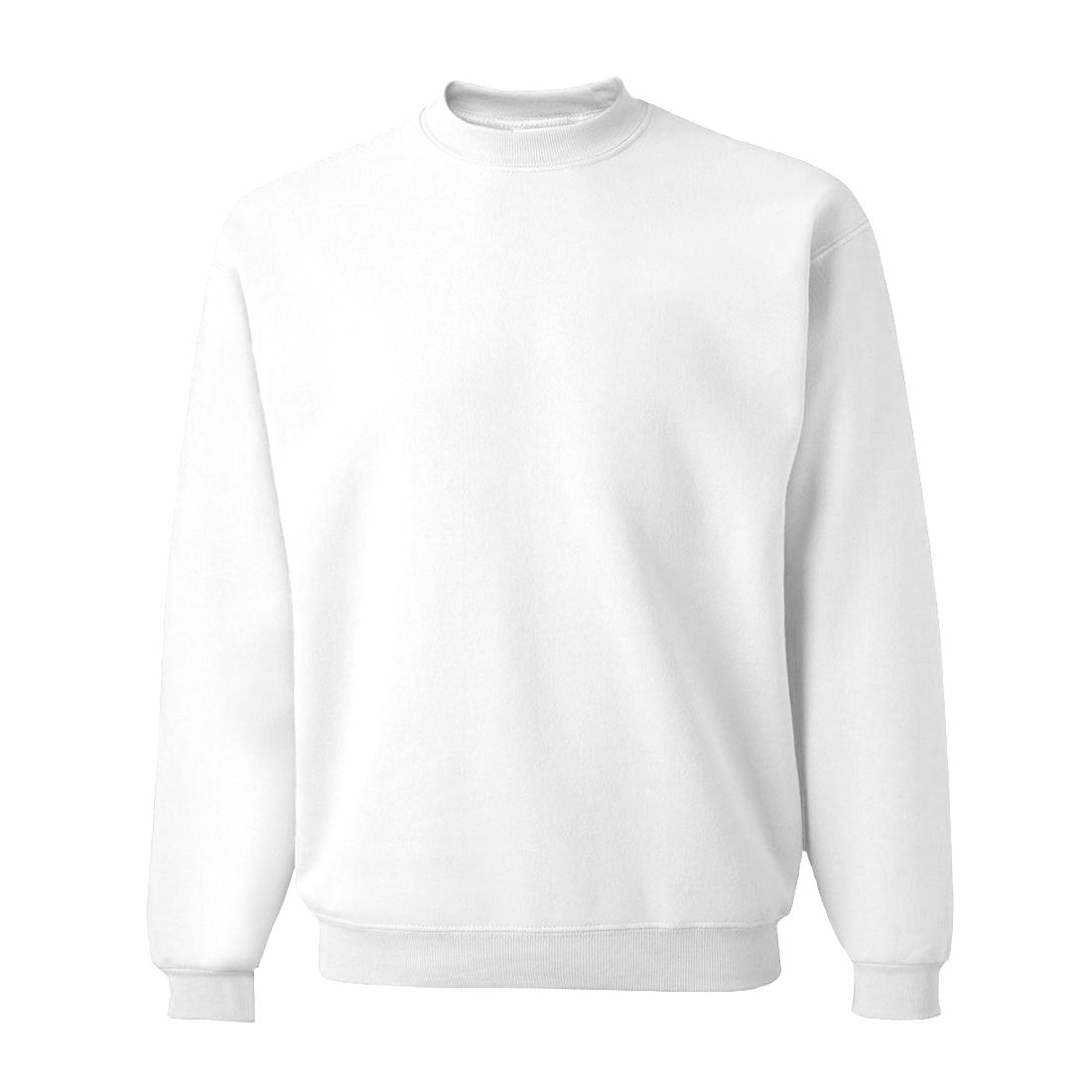 Fleece Solid Sweatshirt  4