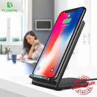 KISSCASE 5V 2A QI Fast Wireless Charger For Samsung Galaxy S8 S8 Plus S7 S6 S6
