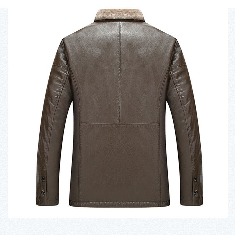 Qualité Mâle Hiver Cachemire 8xl Top Chaude Veste Geniune En 2 Marque Mouton Hommes Manteau Cuir Revers 9xl De 10xl Peau 1 xqy5wEv8UT