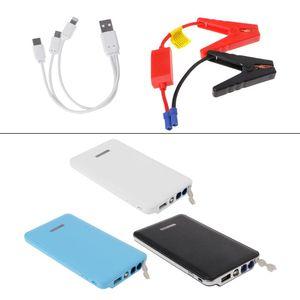 12V Portable LED Car Jump Starter Battery Charger Booster Emergency Power Bank|Jump Starter| |  -