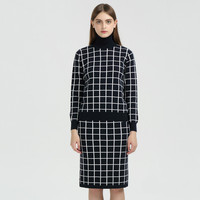 2017 New Female Cashmere Skirt Fashion Trend Of Women S Wear