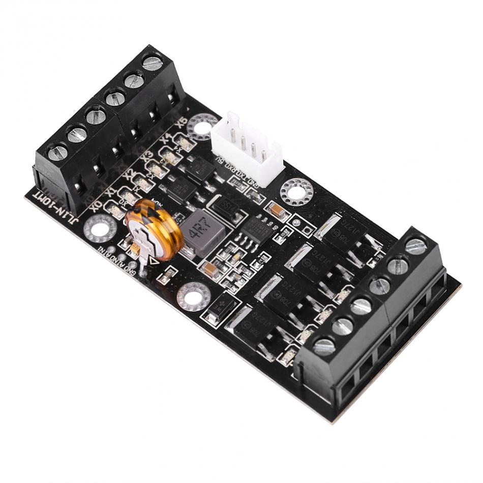 PLC Industrielle Panneau De Commande Programmable Logic Controller FX1N-10MT Module
