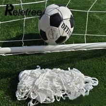 Relefree New 1.8M1.2M Football Soccer Goal Post Net for Football Soccer Sport Training Practise Outdoor Sports Tool HighQuality