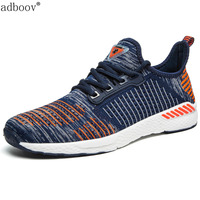 Men S Lightweight Shoes Breathable Comfortable Man Casual Shoes Knitted Material Plus Large Size US 11