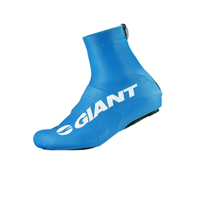 Giant Cycling Shoes Cover Winter Thermal Fleece Cycling Overshoe