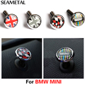 Для BMW MINI R55 R56 R57 R58 R59 R60 R61 F55 F56 Двери Автомобиля Упоминание Мини Углеродного Волокна Трубку Внутреннего Украшения Аксессуары