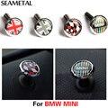 Para BMW MINI R55 R56 R57 R58 R59 R60 R61 F55 F56 Mención Mini Tubo de Fibra de Carbono Puerta Del Coche Accesorios de Decoración de Interior