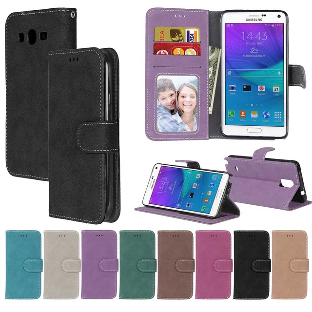 Leather Case For Samsung Galaxy Core Prime G360 G361 SM-G360F SM-G361F SM-G360H SM-G361H SM-G360P Cover Filp Phone Bags Coque