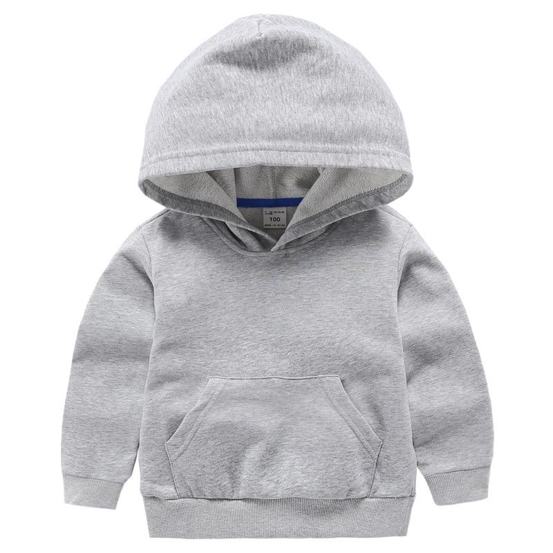 VIDMID Jackets Sweater Long-Sleeve T-Shirt Tops Girls Baby-Boys Kids Children's for Hooded-Coat