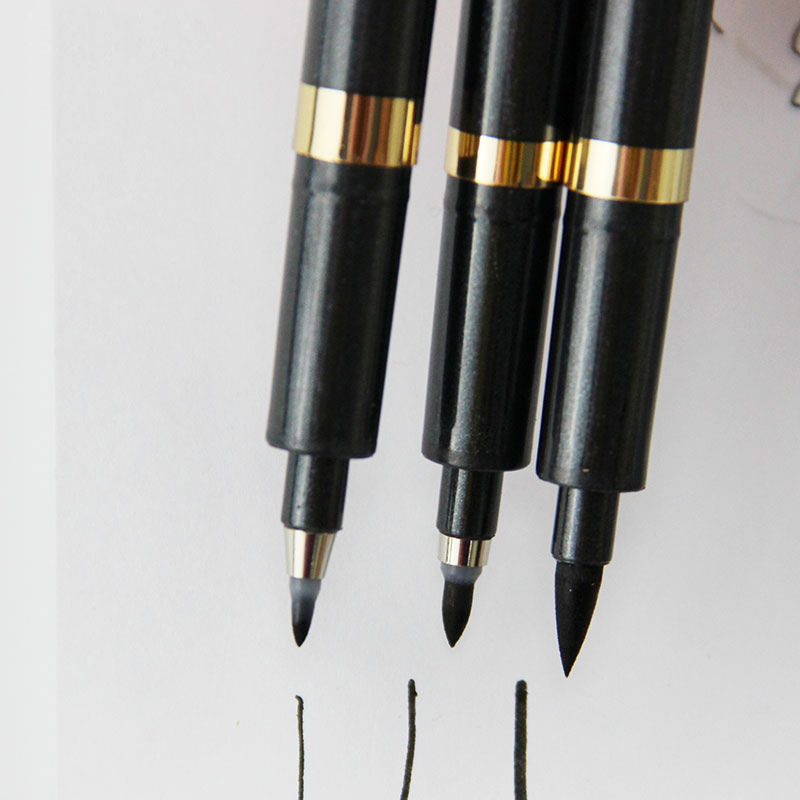 Pen japanese reviews online shopping pen japanese Chinese calligraphy pens