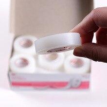 6 рулонов 3м 1527C-0 медицинские ленты для Indvidual наращивания ресниц прозрачная лента из полиэтилена профессиональные инструменты для применения