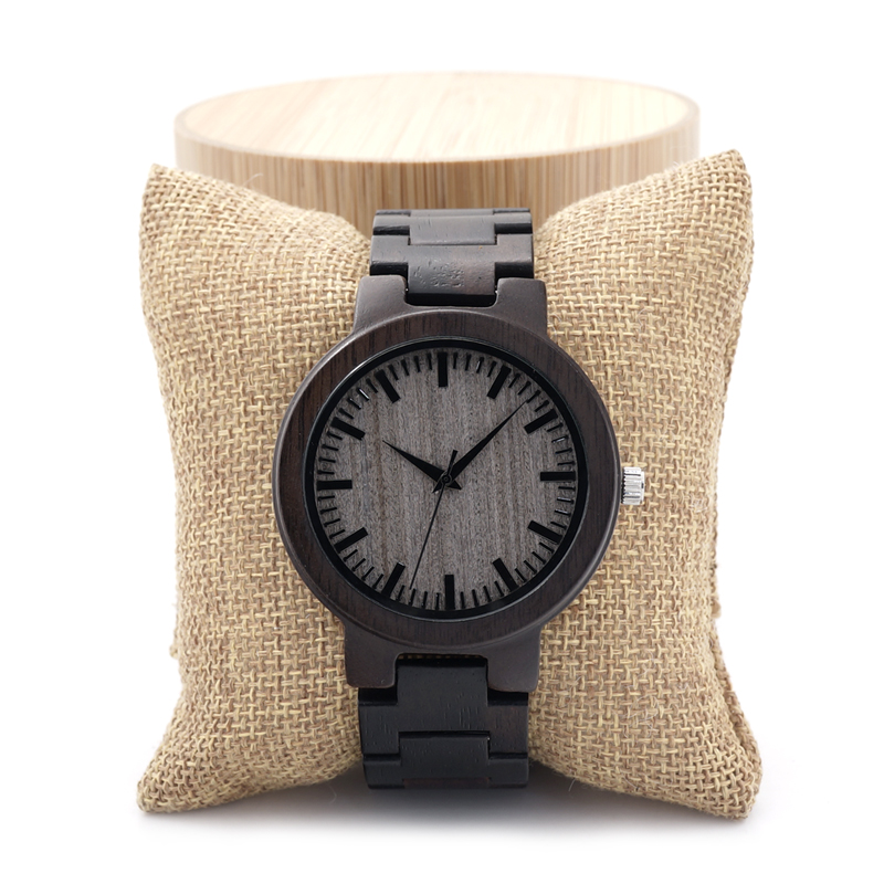 BOBO BIRD C30 Mens Ebony Watch