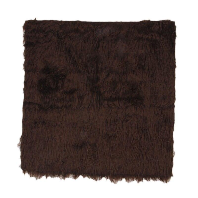 Модный дизайн фотографический фон для фотосъемки новорожденных реквизит одеяло корзина наполнитель APR16 - Цвет: Coffee