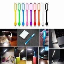 Novelty Luminaria Mini USB LED Book Lights Reading Lamps Night Light for Children Bedroom Laptop Notebook