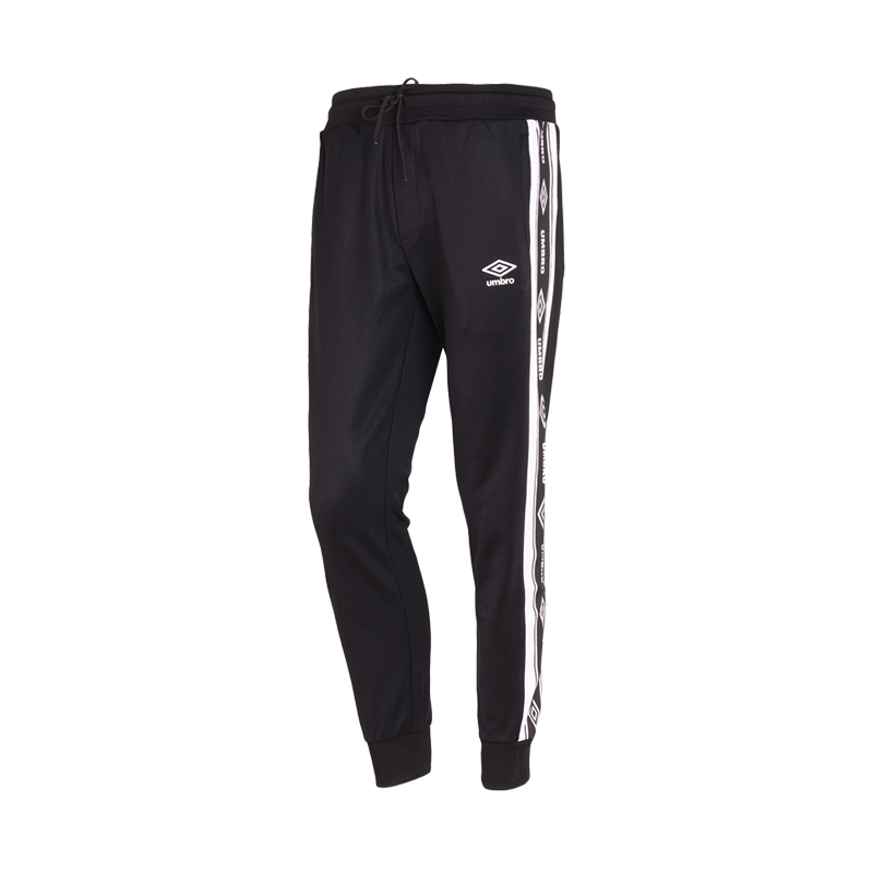 Umbro 2019 Spring New Men Knitted Sports Pants A String of Brand Sings Trousers UI191AP2343