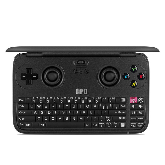 GPD Win 5.5 inch GamePad Tablet PC Handheld Game Console Windows 10 Z8700 Bluetooth 4.1 4GB/64GB Video game consoles Gamepad