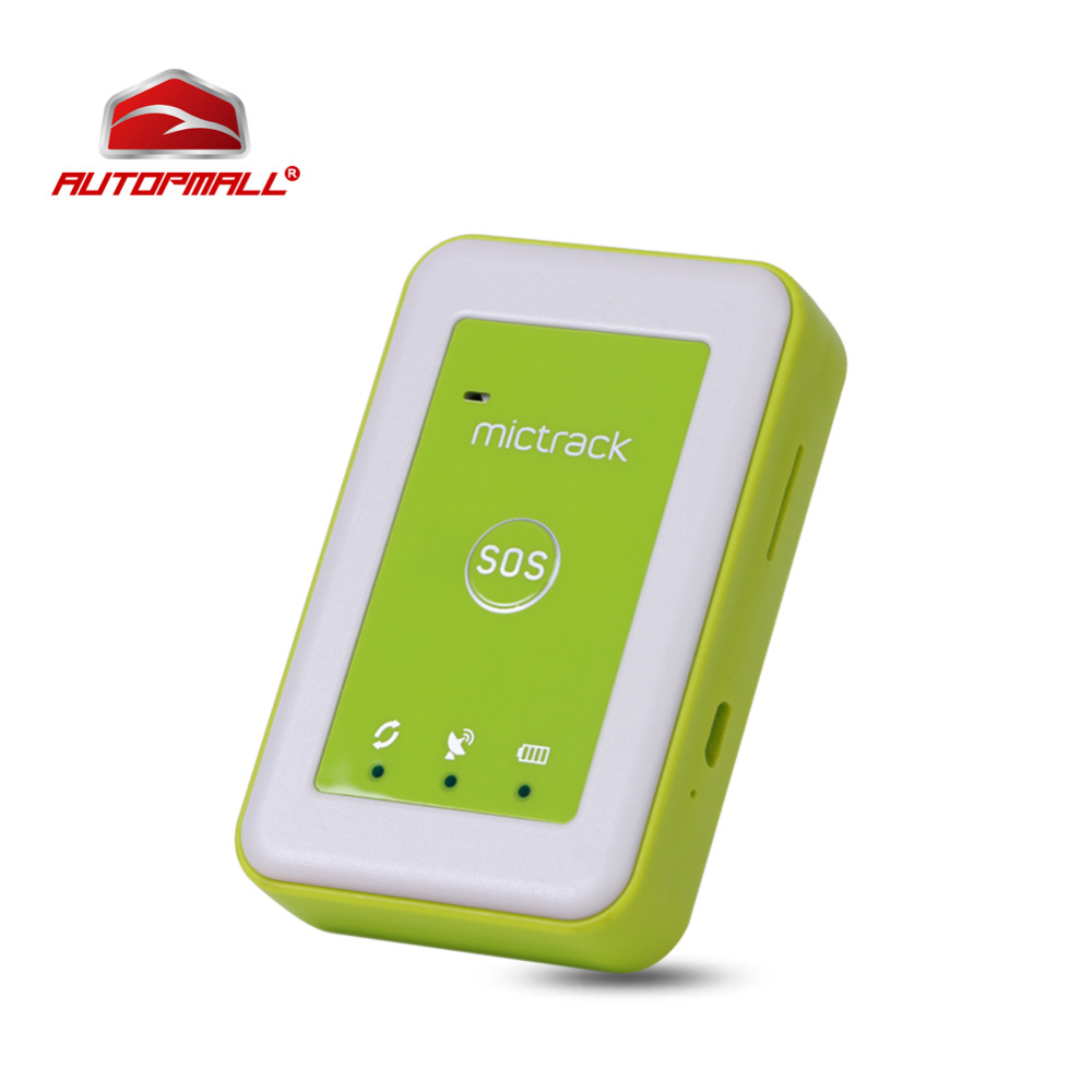 3G GPS Tracker WCDMA Personal GPS Locator 3G Tracker MT510 1600mAh u-blox UMTS Two-way Talk Voice Monitor Mileage Report SOS