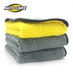 Дополнительные мягкие 30*30 см Автомойка Полотенце из микрофибры для автомобиля Очищающая высушивающая ткань для ухода за автомобилем