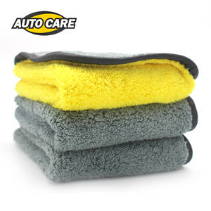 Car Cleaning Towel Microfiber-Towel Detailing Drying-Cloth Car-Wash Extra Scratch Soft