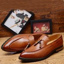 Мужская Квартиры Обувь Slip On Мужская Обувь Люксовый Бренд Натуральная Кожа Платье Обувь Оксфорд Мокасины Мокасин Homme Белое Свадебное обувь