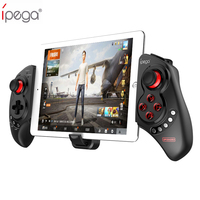 Bluetooth 4.0 Wireless Gamepad for iPad Android Tablet Smart TV Portable Stretchable Joystick Game Controller for Mobile Phone