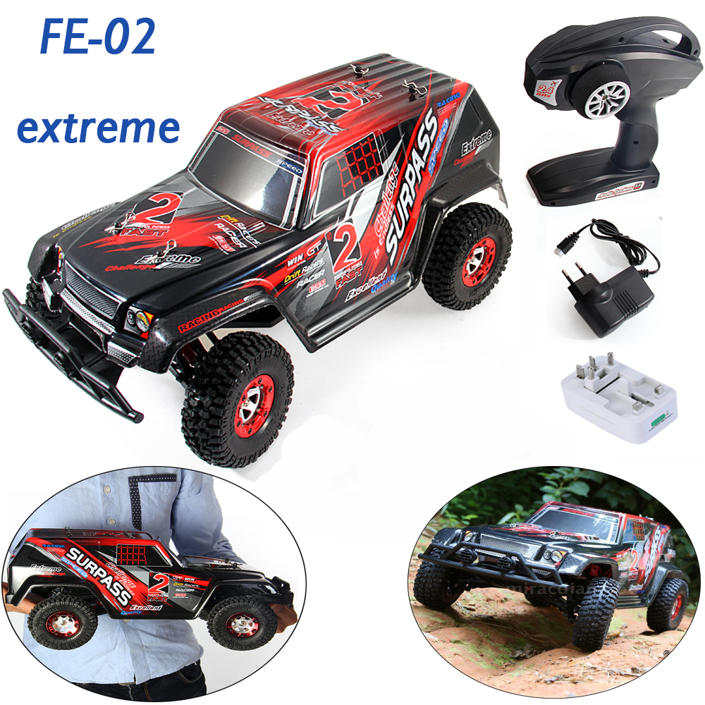 Feiyue Fy02 Extreme Change 2 2 4ghz 1 12 4wd Suv Rtr Surpass Speed