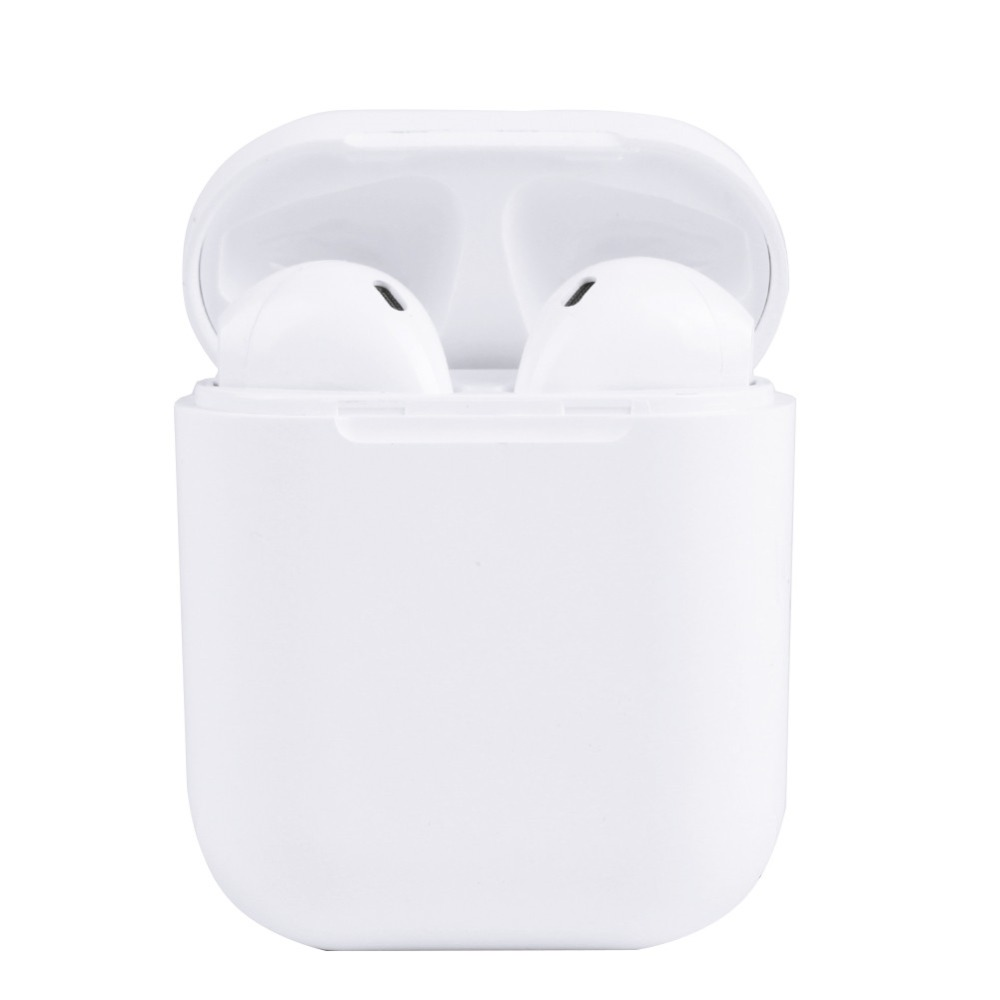 wireless Head Set Bluethooth <font><b>Earphone</b></font> <font><b>i8</b></font> <font><b>tws</b></font> Ear Phones In Ear Active Noise Cancelling Sport Head Phones oordopjes image