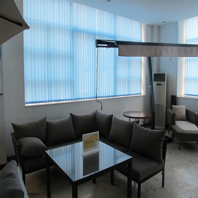 Factory Direct Venetian Blinds Curtain Office Use Blackout Fabric