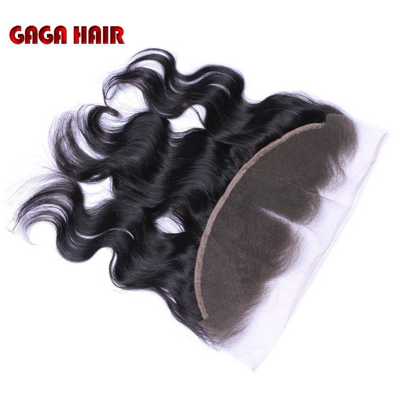 13x4 Lace Frontal Closure With Hair Bundles Peruvian Body Wave Lace Frontal Closure Bleached Knots with Baby Hair With 3 Bundles (151)