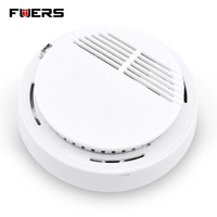 High Sensitivity Smart Photoelectric Home Security RT Fire Smoke Alarm Cordless Smoke Detector Fire Alarm Sensor